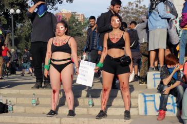 """""""Der chilenische Staat demütigt, foltert, vergewaltigt, mordet"""""""