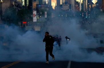 Polizei und Armee in Chile gehen mit äußerster Härte gegen Demonstranten vor