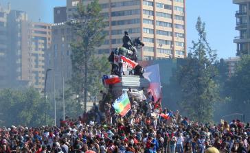 Chile erhebt sich