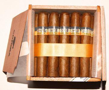 kubanische Zigarrenmarke Cohiba