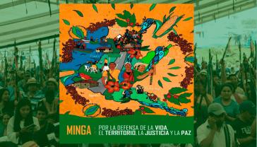 Rund 12.000 Indigene in vier Departements des zentralen Südwestens Kolumbiens sind im Streik