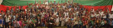 """Mit einer """"permanenten Versammlung"""" reagieren Indigene auf die massive Bedrohung"""