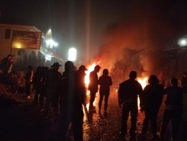 Proteste in Ecuador gegen IWF-Maßnahmen und Regierung von Präsident Lenín Moreno