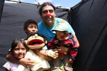 In Ecuador in Haft. Journalist Christian Gonzalez