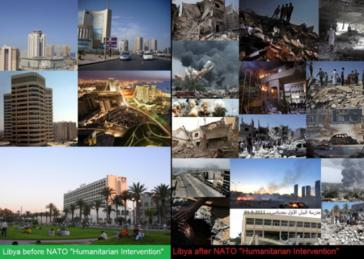 """Die Wirklichkeit """"humanitärer Interventionen"""" am Beispiel Libyen, an die Russland im Konflikt in Venezuela erinnert"""