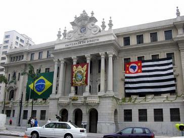 Universitäten sehen die Lehre gefährdet. Hier die Universität São Paulo
