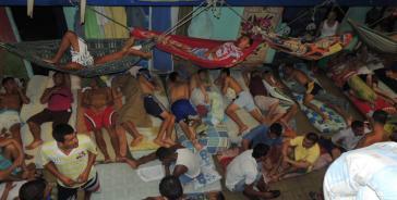 Die ohnehin dramatischen Bedingungen in den Gefängnissen werden nun für ELN-Mitglieder noch verschärft