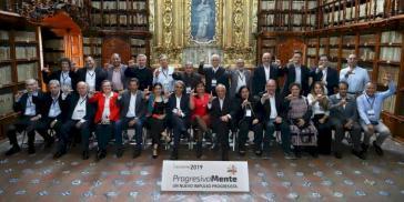 Warnung vor Abbau der Rechte in Ecuador: Mitglieder der Puebla-Gruppe
