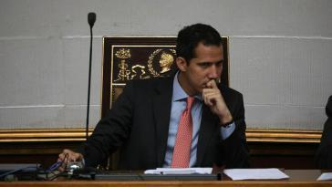Während die venezolanische Regierung der Möglichkeit eines Dialogs nachzugehen scheint, bleibt Parlamentspräsident Juan Guaidó bei seiner ablehnenden Haltung
