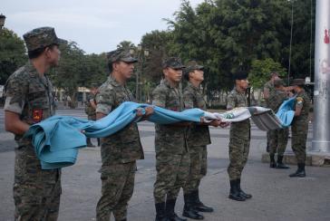 Braucht das Militär Guatemalas Hilfe aus den USA?
