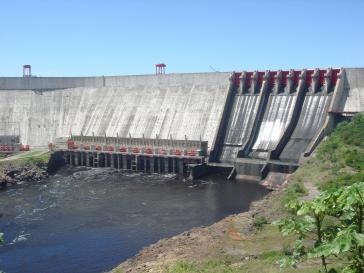 Guri-Staudamm in Venezuela: Hier wird der meiste Strom für das Land produziert