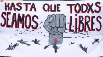"""""""Bis wir alle frei sind"""": Protest gegen Justizwillkür in Mexiko"""