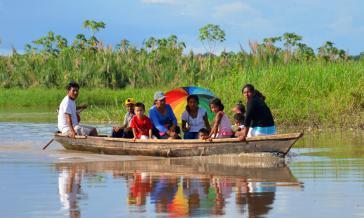 Für die Rechte indigener Menschen: Das ILO Abkommen ist von Deutschland noch nicht ratifiziert