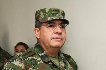 Leonardo Barrero Gordillo soll als Kommandant der 16. Brigade für unzählige Fälle extralegaler Hinrichtungen verantwortlich sein