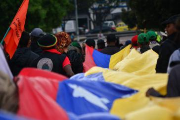 Über 180 Organisationen hatten für den 25. April zu einem landesweiten Generalstreik aufgerufen