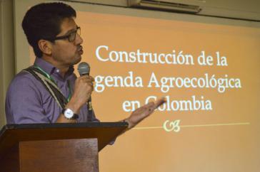 Kritisiert den Nationalen Entwicklungsplan scharf: Der Senator und frühere Kleinbauer Alberto Castilla