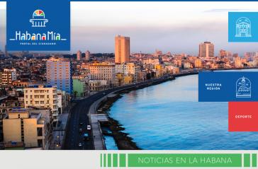 Stadtportal HabanaMia: Auch in der Hauptstadt von Kuba wird E-Governance gestärkt