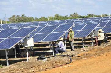 Solaranlagen in Kuba