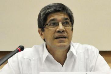 Nach Ansicht von Fernández de Cossio bereitet die Trump-Administration den Abbruch der diplomatischen Beziehungen zu Kuba vor