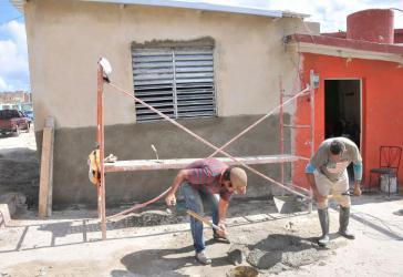 Wohnungsbau auf Kuba