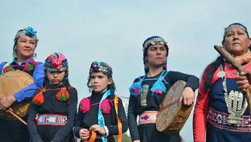 Mapuche kämpfen in Chile für ihre Landrechte