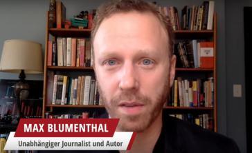 US-Journalist Blumenthal berichtet von seinen Eindrücken in Venezuela (Screenshot)