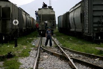 Migranten sind auf ihrem Weg in die USA vielen Risiken ausgesetzt