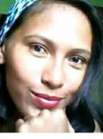 Unter den Opfern ist auch die junge Frau Milaidy Navas González