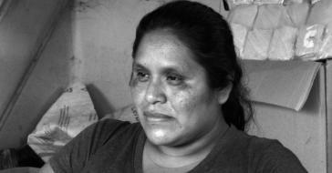 Ein selten glücklicher Fall: Die Aktivistin ist lebend gefunden worden!