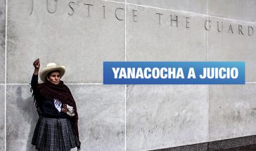 Soll in den USA vor Gericht kommen: Die Klage der Kleinbäuerin aus Peru, Máxima Acuña, gegen das Goldbergwerk Yanacocha und seinen Hauptbetreiber, die Newmont Mining Company