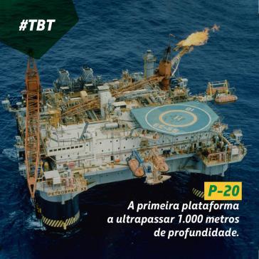 Petrobras hat in den letzten Jahren die Ofshore-Anlagen vor Brasilien ausgebaut