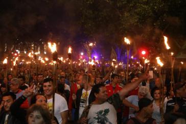 In Buenos Aires protestierten am Donnerstag Hunderttausende gegen die geplanten Tariferhöhungen durch die Regierung
