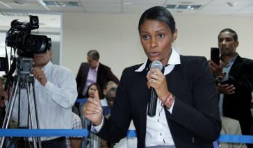 """Diana Salazar hat bereits """"erfolgreich"""" gegen Jorge Glas ermittelt - und soll nun das gleiche als Generalstaatsanwältin gegen Moreno tun?"""