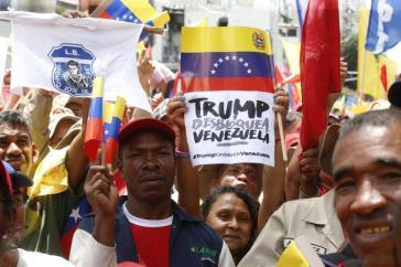 In Venezuela sind die Auswirkungen der jüngsten Verschärfung der Sanktionen durch die USA bereits zu spüren