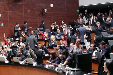 Mit 97 zu 20 Stimmen votierte der Senat für die nötigen Verfassungsänderungen