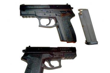 Um diese Pistolen ging es im Prozess gegen SIG Sauer in Kiel