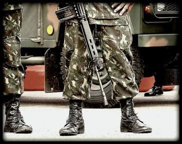 Militär in Brasilien: Hier stiegen die Rüstungsausgaben mit am stärksten