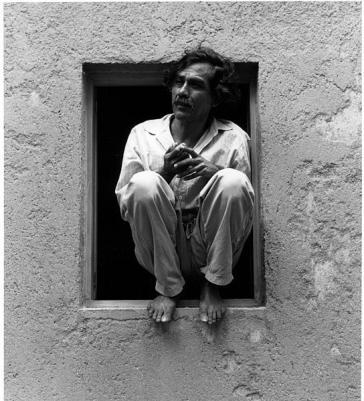 Der mexikanische Künstler und Aktivist Toledo