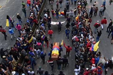Verschiedene Untersuchungen sollen Menschenrechtsverletzungen von Seiten der Regierung im Zuge der Proteste untersuchen
