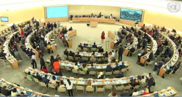 Die 47 Mitglieder des Menschenrechtsrats werden in geheimer Wahl von der UN-Generalversammlung mit absoluter Mehrheit für jeweils 3 Jahre bestimmt