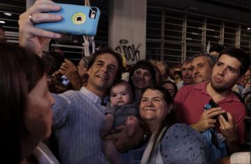 Nächster Präsident von Uruguay: Luis Lacalle Pou
