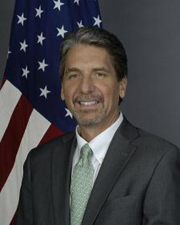 US-Botschafter in Kolumbien, Kevin Whitaker