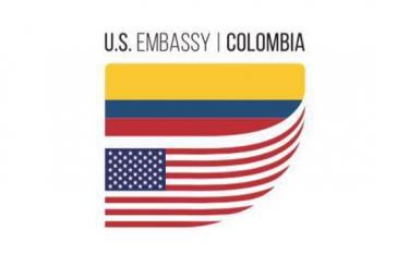 """Das US-amerikanische """"Büro für venezolanische Angelegenheiten"""" hat seinen Sitz in der US-Botschaft in in Kolumbiens Hauptstadt Bogotá"""