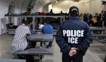 Migranten in den USA sind der Polizei- und Zollbehörde ICE und ihren Mitarbeiten schutzlos ausgeliefert