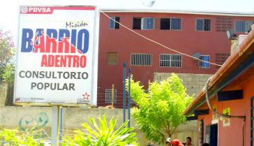 Im staatlichen Gesundheitssystem Venezuelas mangelt es durch Wirtschaftskrise und Blockade an Medikamenten