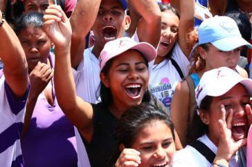 ... und in Venezuela
