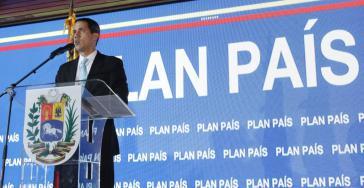 """Der selbsternannte Interimspräsident von Venezuela, Juan Guaidó. Wie sieht der """"Plan für das Land"""" der USA aus?"""