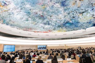 Der UN-Menschenrechtsrat hat bei seiner Sitzung am 26. September seine Besorgnis über die Sanktionen gegen Venezuela geäußert