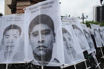 Erstmals wurde ein Soldat im Fall der 43 Verschwundenen von Ayotzinapa verhaftet