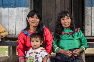 """Seit 1994 ist der 9. August """"Internationaler Tag der indigenen Völker"""""""